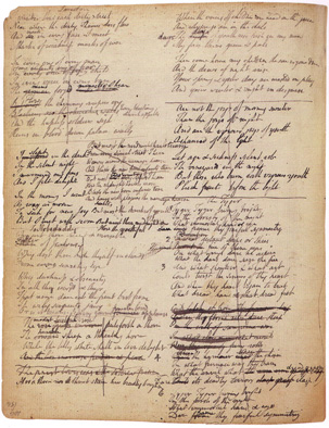 Manuscrito de Blake